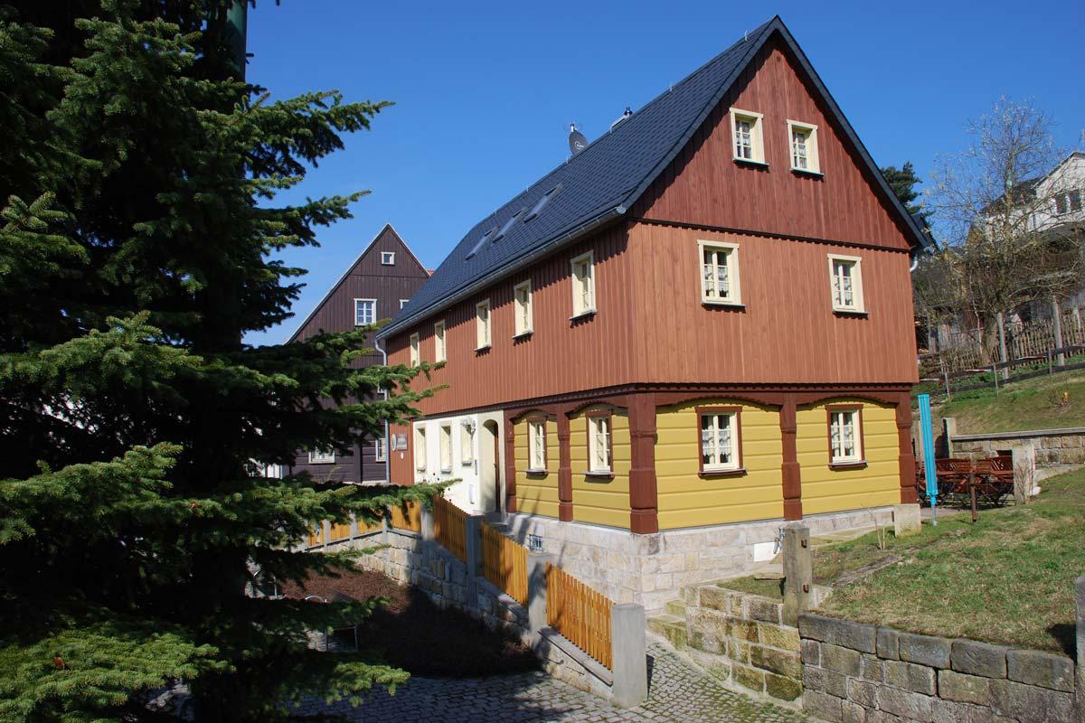Ferienhaus Osterbrunnen - Außenansicht